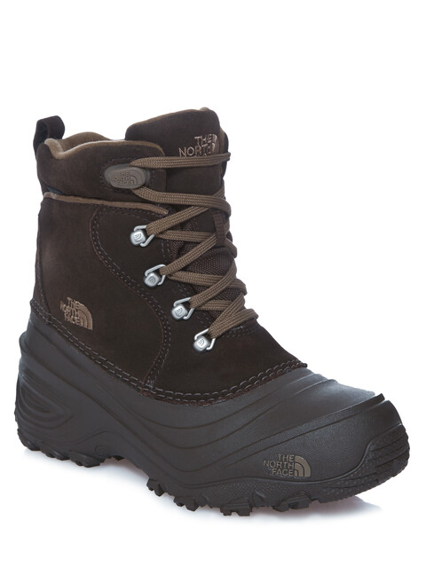 The North Face Chilkat Lace II Laarzen Kinderen bruin